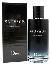 Sauvage Cologne by Christian Dior 6.8 oz. Eau de Parfum Spray for Men. NEW. Box.