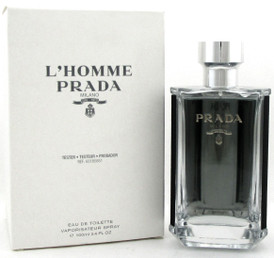 Prada L'HOMME Cologne by Prada 3.4oz. Eau de Toilette Spray for Men. NEW Tester.