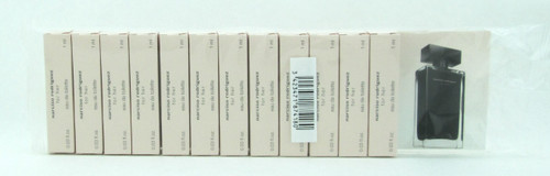 Narciso Rodriguez for Her by Narciso Rodriguez Eau De Toilette Sample Spray 0.03 oz./ 1 ml. Lot of 12 pcs.
