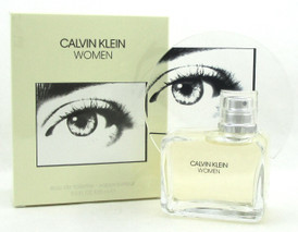 Calvin Klein WOMEN Perfume by Calvin Klein 3.3 oz. Eau de Toilette Spray. NEW