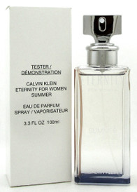 Eternity Summer 2019 Women's Perfume by Calvin Klein 3.3 oz EDP Spray.NEW Tester