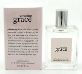 Amazing Grace by Philosophy 2.0 oz EDT Spray for Women New in Sealed Box
