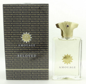 Amouage Beloved Cologne 3.4 oz.Eau De Parfum For Man Spray New in Sealed Box