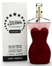 Jean Paul Gaultier Classique Perfume Cabaret Edition 3.3 oz.EDP Spray New Tester