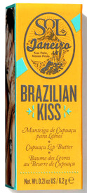 Sol de Janeiro Brazilian Kiss Cupuacu Lip Butter 0.21 oz / 6.2 gr. New in Box