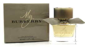 My Burberry Perfume by Burberry 1.6 oz. Eau de Parfum Spray for Women. New.