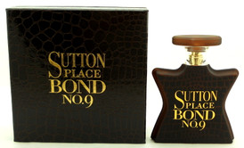 Sutton Place Cologne by Bond No. 9 Eau de Parfum Spray 3.3 oz for Men Brand New