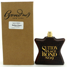 Sutton Place Perfume by Bond No. 9 Eau de Parfum Spray 3.3 oz Tester. No Cap.