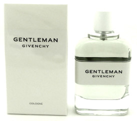 Gentleman Givenchy Cologne EDT Spray 3.3 oz. New in Sealed Box