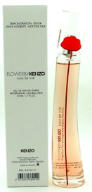 Kenzo Flower Eau De Vie 1.7 oz EDP Legere Spray New Tester with Cap