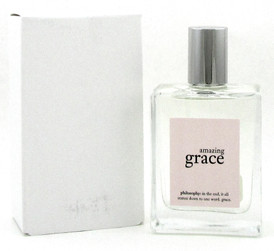 Amazing Grace Perfume by Philosophy 2.0 oz. EDT Spray for Women. New Tester