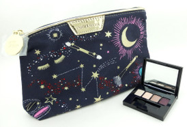 Estee Lauder Pure Color Envy Sculpting Eye Shadow Palette with Cosmetic Bag. New