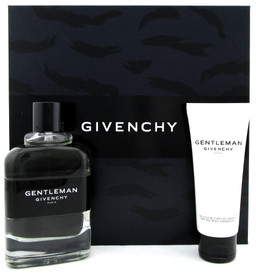Gentleman by Givenchy Gift Set for Men: 3.3 oz. EDT Spray + 2.5 oz. Sh/Gel. New