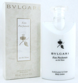 Bvlgari Eau Parfumee Au The Blanc Body Lotion 200 ml./ 6.8 oz.NIB