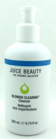 Juice Beauty The Organic Solution Blemish Clearing Cleanser 6.75 oz.NEW