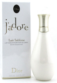 Jadore by Christian Dior 6.8oz. Beautifying Body Milk.Brand New in Sealed Box.