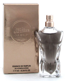 Jean Paul Gaultier Le Male 7 ml. MINI Essence de Parfum Splash for Men.