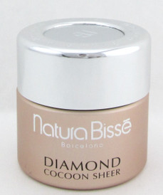 Natura Bisse Diamond Cocoon Sheer Color Enhancing Fortifying Moisturizer SPF 30 1.7 oz./ 50 ml. TESTER