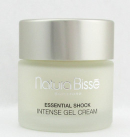 Natura Bisse Essential Shock Intense Gel Cream 2.5 oz./ 75 ml. NO BOX