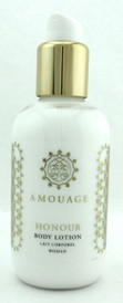 Honour Woman by Amouage 3.3 oz Perfumed Body Lotion with Pump No Box Never used