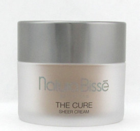 Natura Bisse The Cure Sheer Cream SPF 20 1.7 oz/ 50 ml New Tester/Unboxed