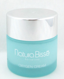 Natura Bisse Oxygen Cream All Skin Types 75 ml./ 2.5 oz. New Unbox/Tester