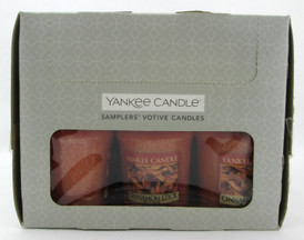 Yankee Candle Cinnamon Stick Scent Lot of 18 Votive Candles. New in Box.