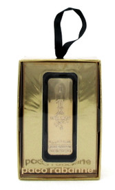 1 Million Cologne by Paco Rabanne 5 ml. EDT Splash MINI XMAS Edition for Men.New