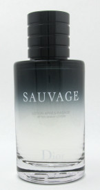 Dior Sauvage by Christian Dior After Shave Lotion Splash Men 100 ml./ 3.3 oz. NO BOX