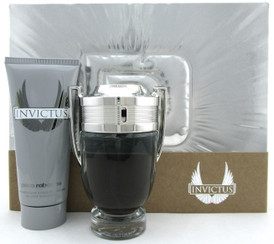 Invictus by Paco Rabanne 3.4 oz.EDT + 3.4 oz. All Over Shampoo. New SET for Men