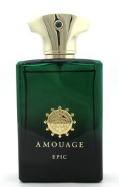 Amouage Epic by Amouage Eau De Parfum Spray for Men 3.4 oz./100 ml. LOWFILL Bottle NO BOX