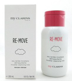 Clarins My Clarins Re-Move Micellar Cleansing Milk 6.8 oz./ 200 ml. New Tester