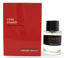 Frederic Malle L'eau D'hiver 3.4 oz. EDP Spray New in Retail Box