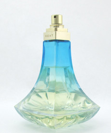 Beyonce Heat The Mrs. Carter by Beyonce Limited Edition EDP  Spray Tester 100 ml./ 3.4 oz. LOWFILL Bottle No Top NO BOX