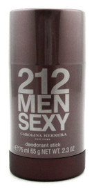 212  MEN SEXY by Carolina Herrera 2.3 oz./ 65 ml. Deodorant Stick New Sealed