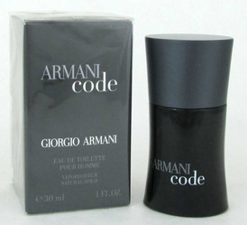 Armani Code by Giorgio Armani EDT Spray 1.0 oz./ 30 ml.for Men
