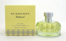 Burberry Weekend by Burberry Eau de Parfum Spray 3.3oz/100ml for Women