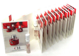 CH Carolina Herrera EDT Spray Ladies Sample Vials- PACK of 12 pcs.