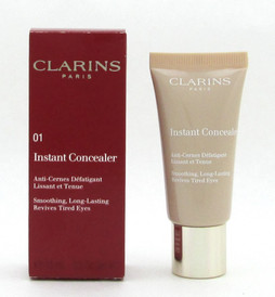 Clarins Instant Concealer 01 Brand New In Box 15 ml./ 0.5 oz.