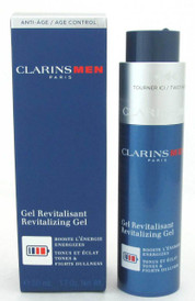 Clarins Men Revitalizing Gel 50 ml/1.7 oz NIB New Packaging