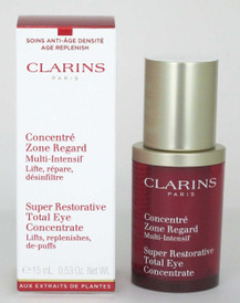 Clarins Super Restorative Total Eye Concentrate 0.5 oz | Wholesale