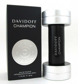 Davidoff Champion Eau de Toilette Spray 1.7 oz./ 50 ml. for Men