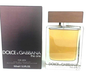 Dolce & Gabbana The One for Men 3.3 oz. Eau De Toilette Spray