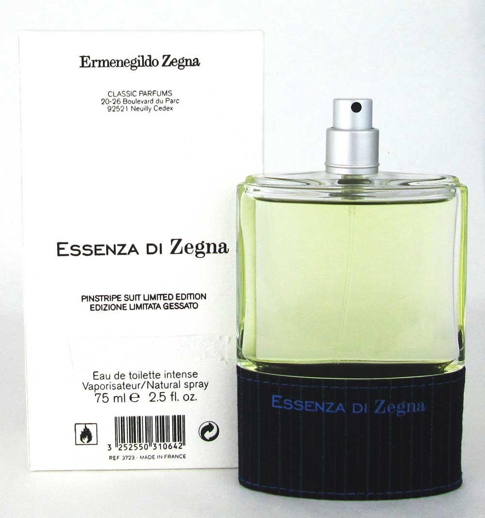 d7bf64a69db79 ... Essenza di Zegna by Ermenegildo Zenga EDT Intense Spray 2.5oz*Tester to  your wish list. Add to Wish List. Image 1