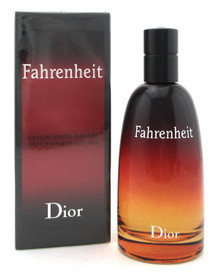 Fahrenheit After Shave Splash by Christian Dior 3.4 oz.New.Sealed Box