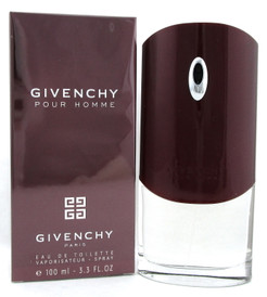 Givenchy Pour Homme by Givenchy 3.3 oz. EDT Spray for Men.