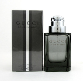 Gucci By Gucci Eau de Toilette Spray for Men 3.0 oz.NIB