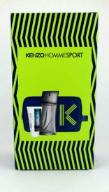 Kenzo Homme Sport by Kenzo 3 Piece Gift Set for Men.NEW IN BOX