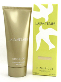 L'air Du Temps by Nina Ricci Body Lotion 6.8 oz./ 200 ml. for Women.