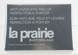 La Prairie Anti-Aging Eye and Lip Perfection A Porter 2 x 0.26 oz NIB